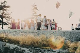 bröllopsfotograf Örnsköldsvik gäster