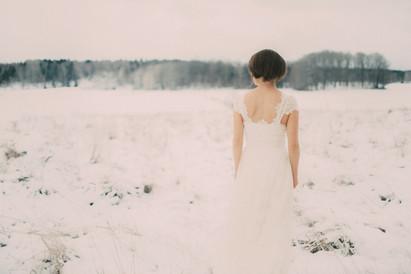 bröllopsfoto Örnsköldsvik bruden