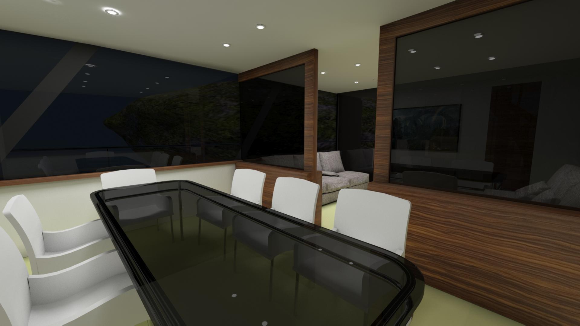 Tavolo più sedie