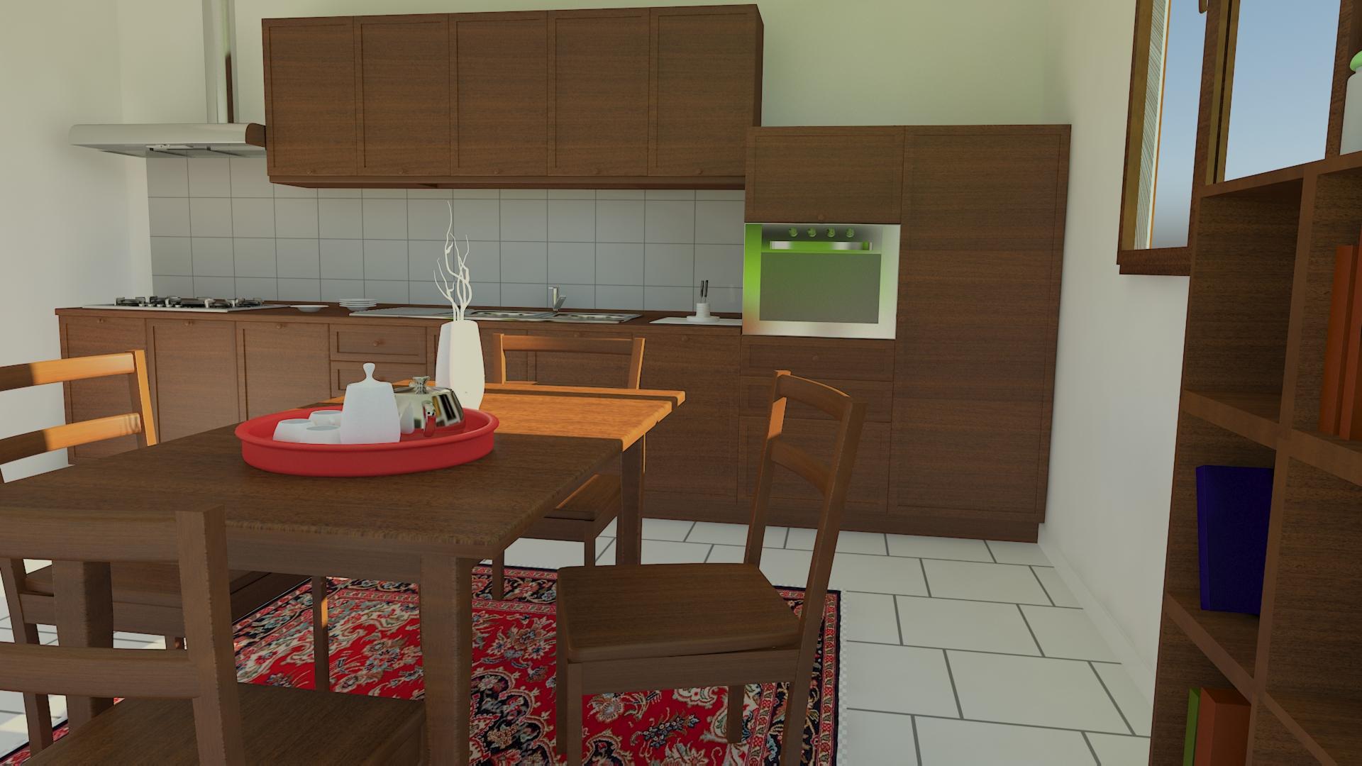 Cucina Interior Design