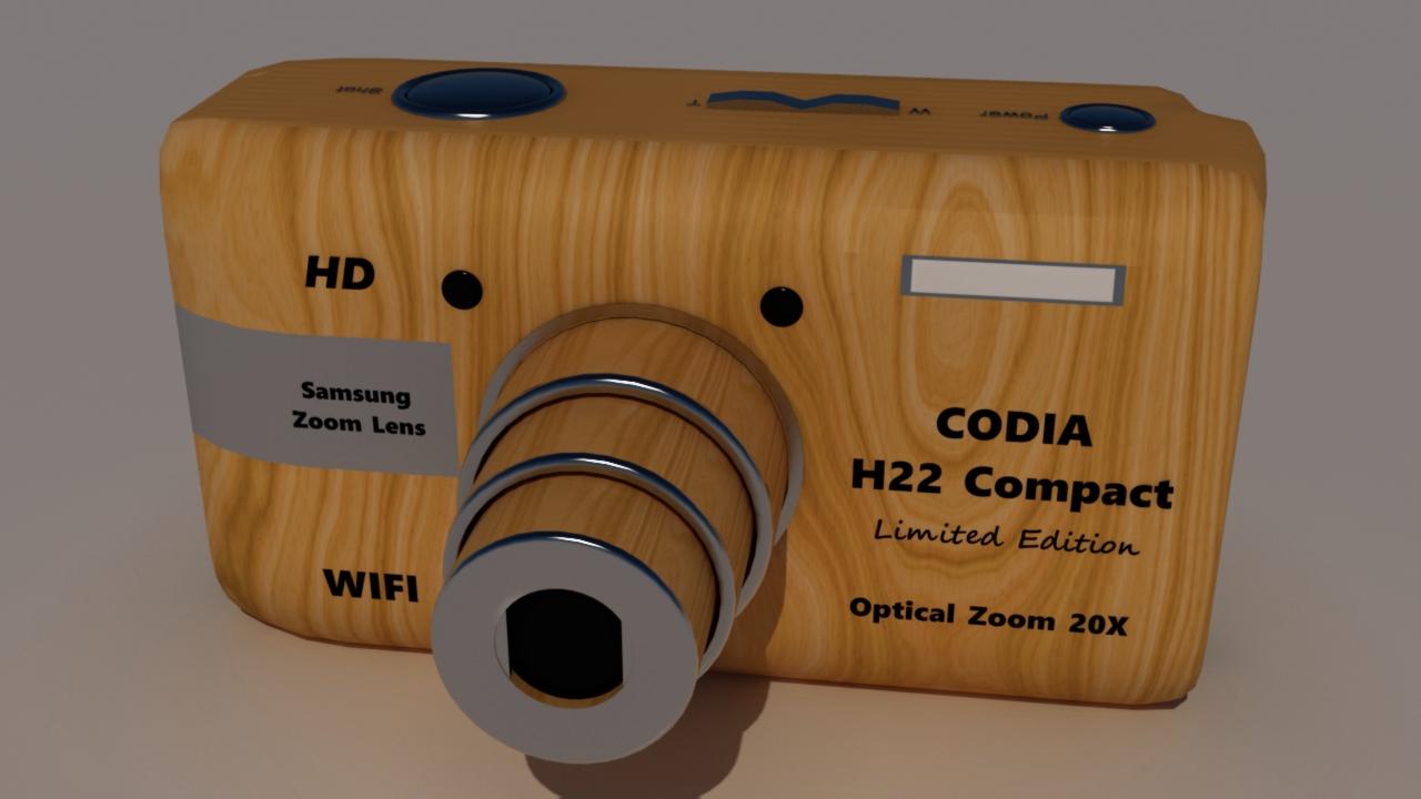 Prototipo Eco Camera