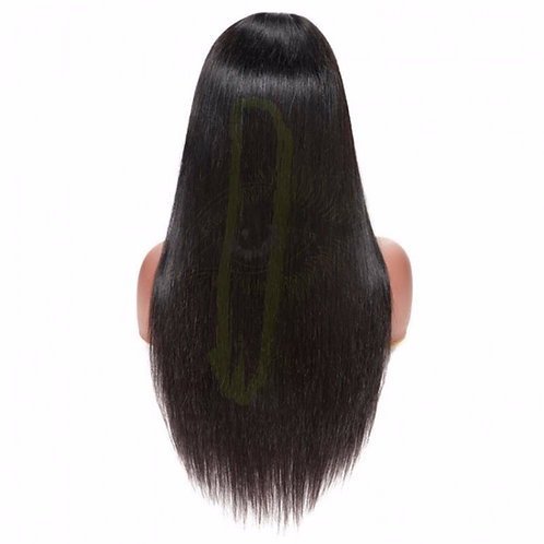 Lace Front Natural Color Wigs