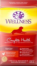 Wellness Complete Health Senior Chicken_