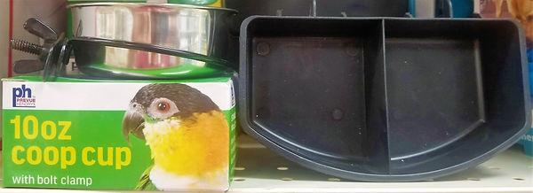 Bird Food and or water dish