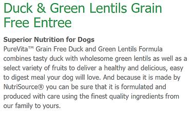 Duck & Lentil GF info.png