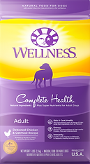 Wellness Complete Health Chicken Oatmeal