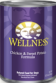 Wellness Complete Health Chicken & Swt P
