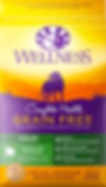 Wellness Complete Health GF Lamb  Adult_