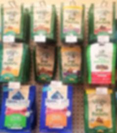 Greenies pill pockets, Blue Dental Bones