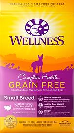 Wellness Complete Health GF Turkey CHick