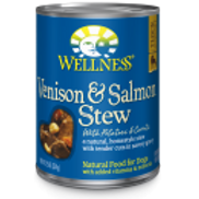Wellness Homestyle Stew Venison & Salmon