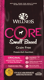 Wellness Core Small Breed Original_edite