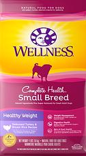 Wellness Complete Health Small Breed Hea