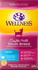 Wellness Complete Health Small Breed Sen