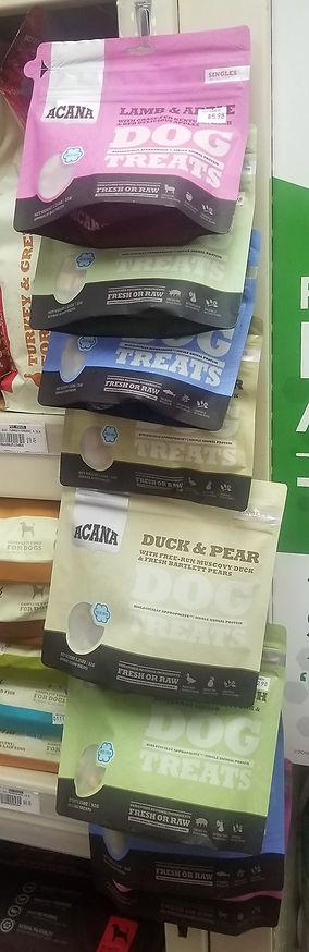 Acana Freeze Dried Dog Treats