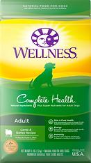 Wellness Complete Health Lamb Barley Adu