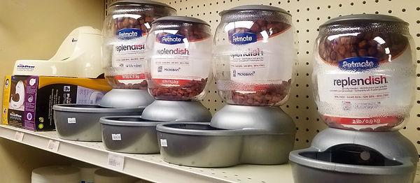 Automatic Feeder Bowls