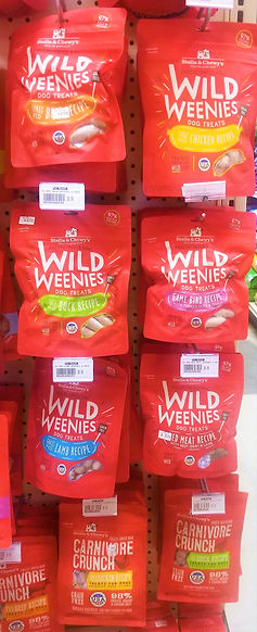 Stella & Chewy Wild Weenies Dog Treats
