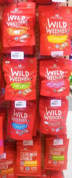 Stella & Chewy Wild Weenies Dog Treats