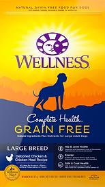 Wellness Complete Health GF Large Breed