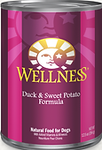 Wellness Complete Health Duck & Swt Pota