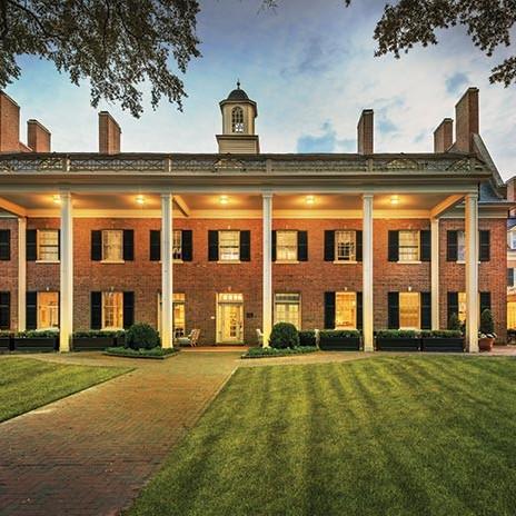 Chapel Hill Book Launch at the Carolina Inn