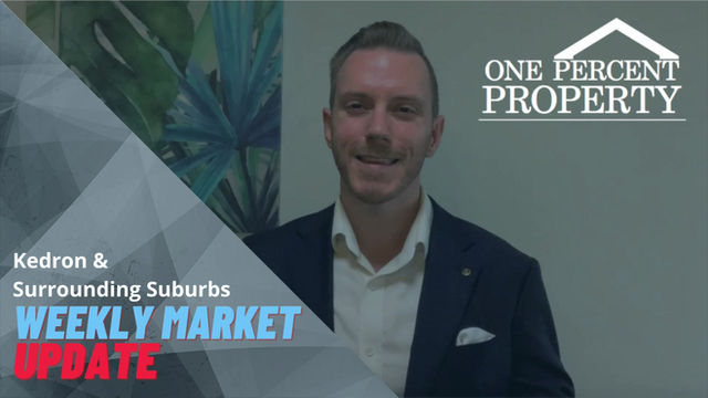 Kedron & Surrounding Suburbs Weekly Market Update   19.3.2021