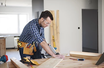 A DIFFERENT APPROACH TO DIY FOR PROFITABLE PROPERTY PROJECTS!