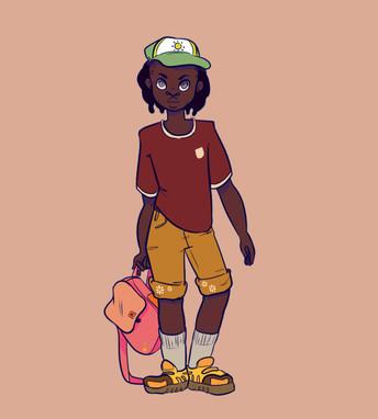 Tomboy Child