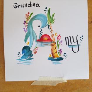 Grandma Amy