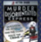 Railway Murder Mystery UK