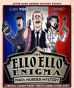Ello Ello Murder Mystery