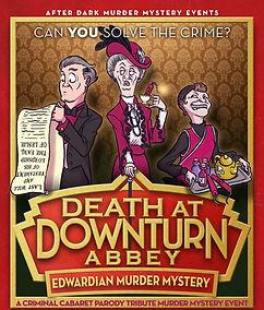 Downton Murder Mystery Dinner
