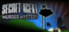 Secret Agent Murder Mystery
