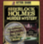 Sherlock Holmes Murder Mystery UK