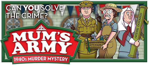 Mum's Army Show Banner