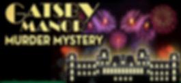 Gatsby Manor Murder Mystery