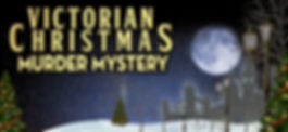 Victorian Christmas Murder Mystery