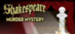 Shakespeare Murder Mystery
