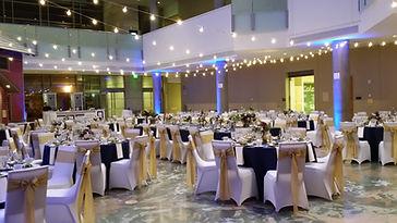 Atrium - Seated Dinner with Market Light