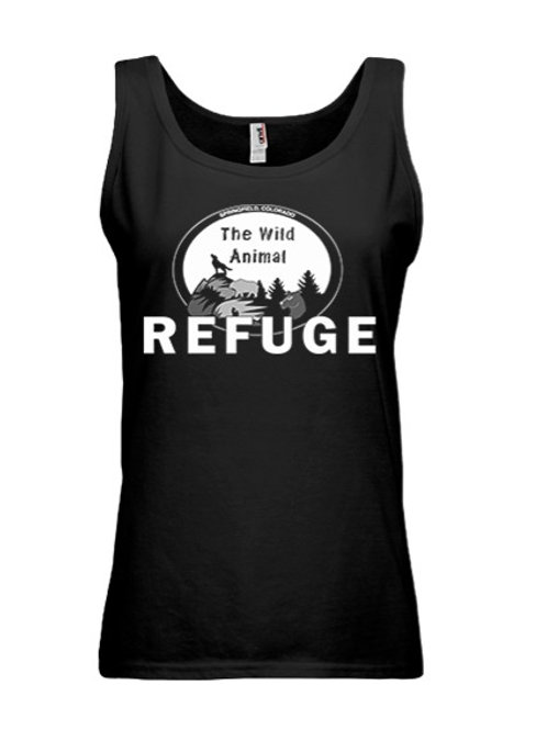 Wild Animal Refuge Tank Top