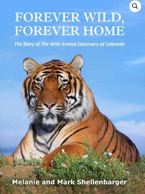 Sanctuary Hard Cover Book