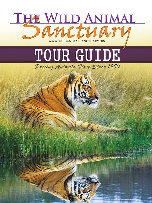 The Wild Animal Sanctuary Tour Guide