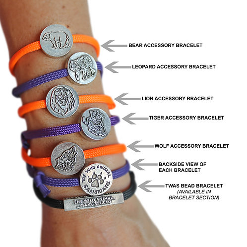 Cast Medallion Bracelets