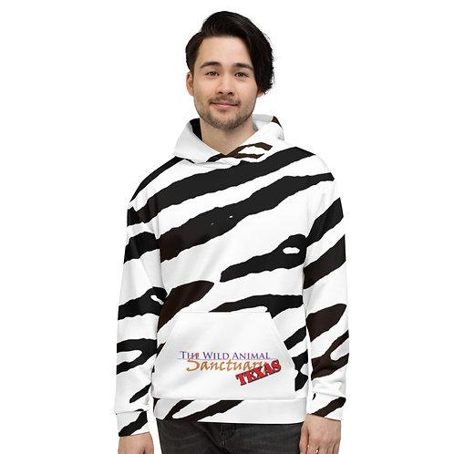 Unisex Striped Hoodie