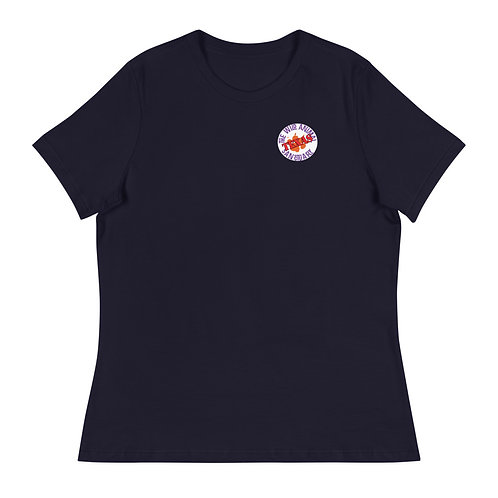 Women's Relaxed LOGO T-Shirt