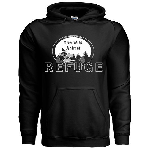 Wild Animal Refuge Pullover