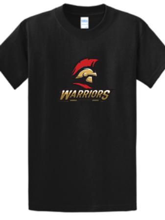 Warriors Logo T - Black