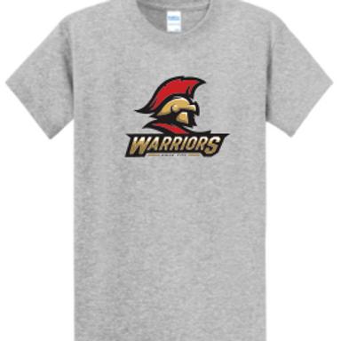Warriors Logo T - Gray