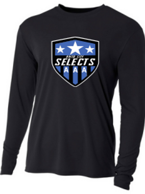 RC Selects Core Long Sleeve Performance T-Shirt
